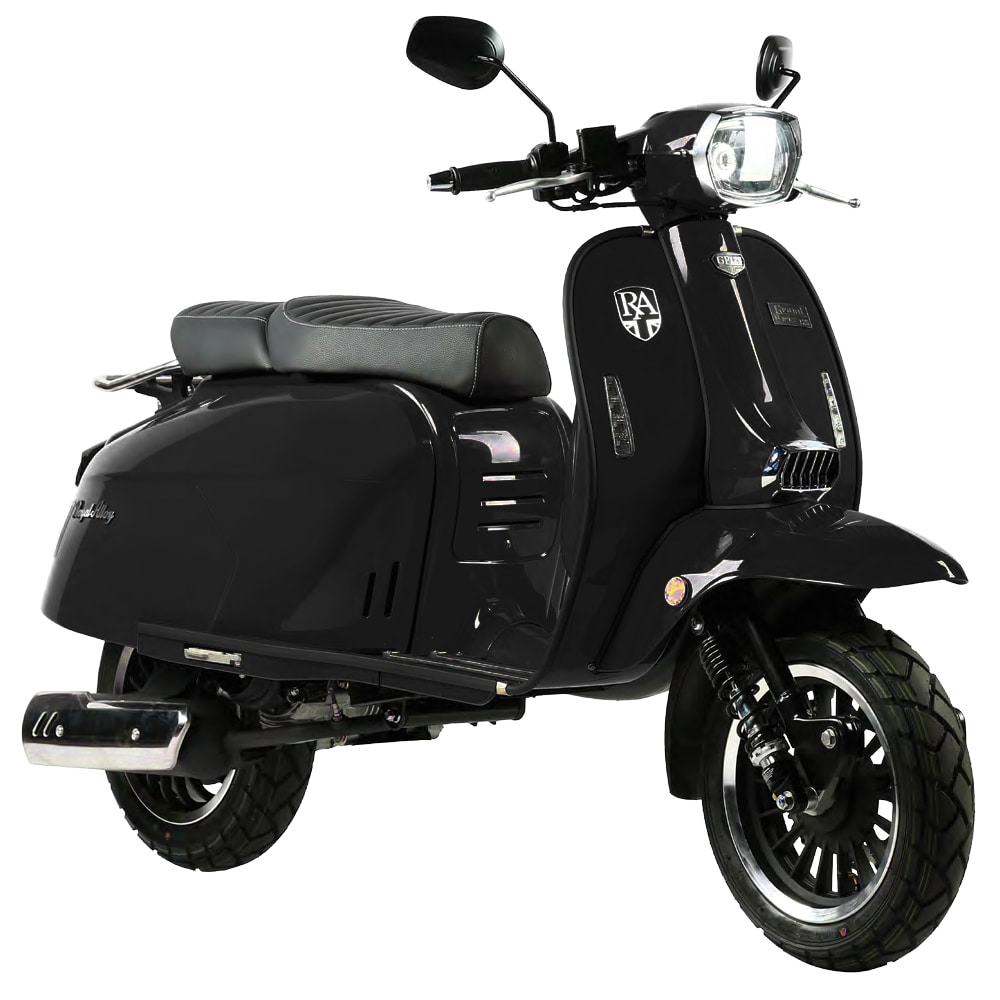 로얄로이 GP125i AC - Black